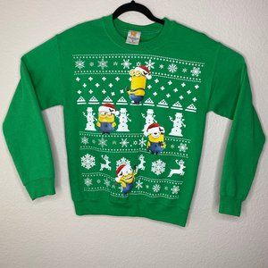 Despicable Me Minions Ugly Christmas Sweater